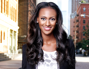 "Serial entrepreneur Lauren Maillian challenges aspiring business owners on the new Oxygen docu-series ""Quit Your Day Job."""