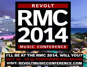 Diddy Announces Revolt TV Music Conference