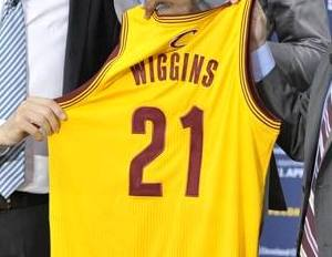 NBA Claims Andrew Wiggins Jersey Isn't Discontinued