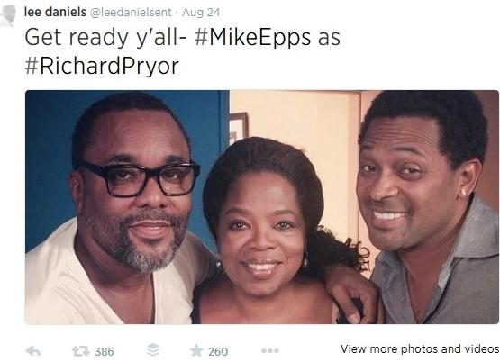 Lee Daniels and Oprah Winfrey Choose Mike Epps to play Richard Pryor