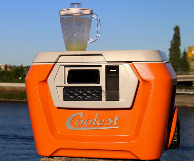 Coolest Cooler Raises Over $11 Million, New Kickstarter Record