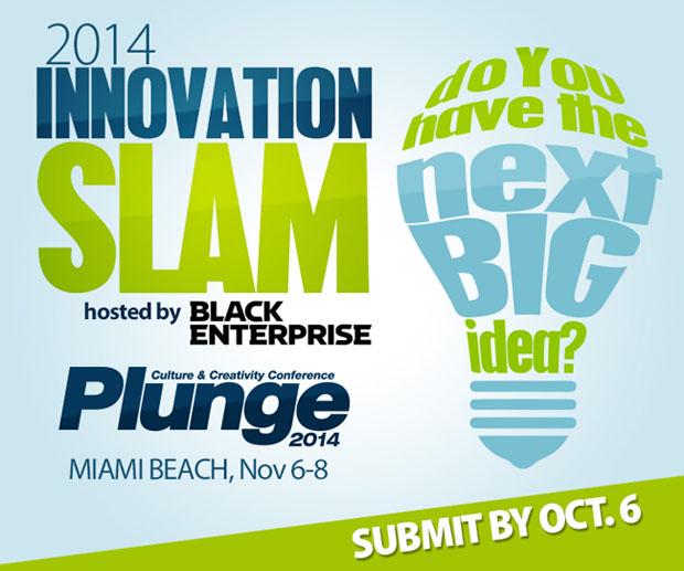 plunge innovation slam