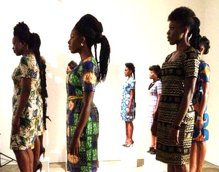 PHOTOS: Africa Fashion Week Sizzles in New York This Season