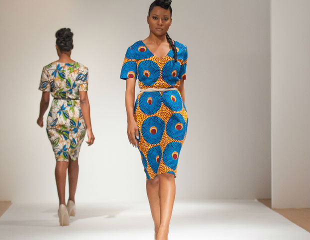 African dress styles for young women