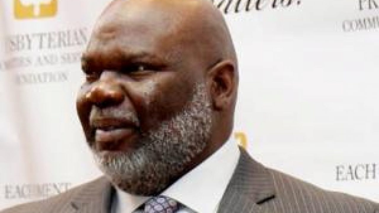 T D  Jakes Introduces Expanded Interactive Bible App