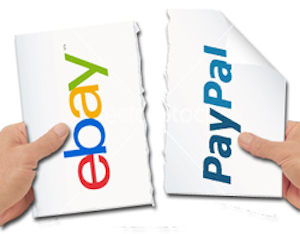 PayPal to Split From eBay – Apple Pay Direct Competition