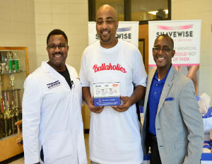 Ambassador Of Shave: Dennis Scott Partners With Shavewise