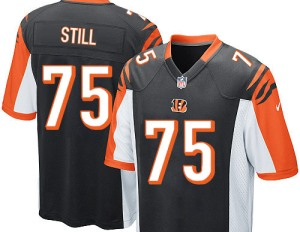 Sean Peyton buys 100 Devon Still Bengals jerseys