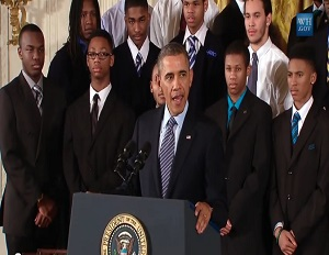Obama Launches My Brother's Keeper Community Challenge