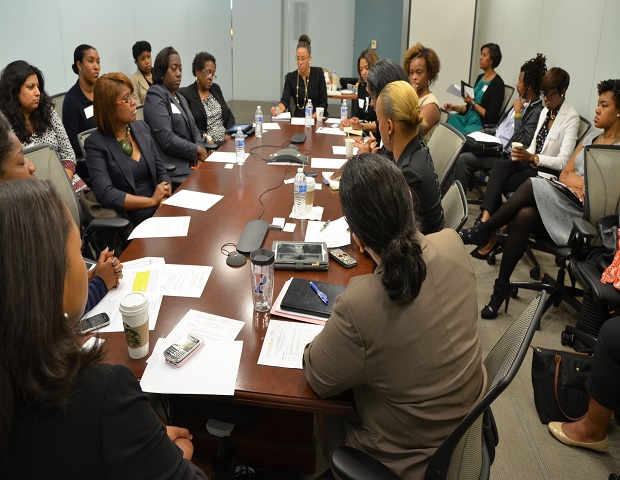 Leading business women discuss the issues women of color face in the boardroom and beyond. (Image: Walker's Legacy)