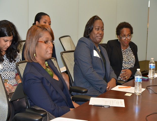 Power women convene for the Walker's Legacy roundtable discussion. (Image: Walker's Legacy)