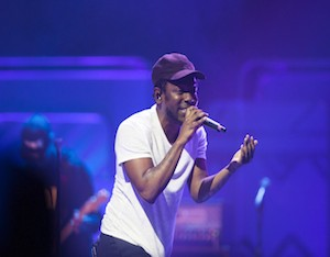 WATCH: Kendrick Lamar Perform 'i' At Toronto's We Day Festival