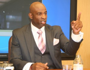 Deion Sanders OWN show premieres November 1st
