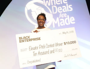 Where Are They Now: Elevator Pitch Competition Winner, Precious Williams