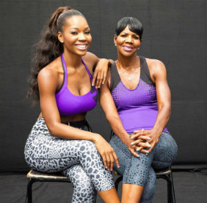 """fitness business with """"black girls workout too"""" mother"""