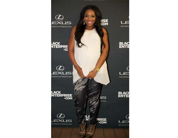 Yandy Smith, entertainment manager and lifestyle brand CEO, was glowing.
