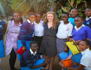 New York Teen Gives 45 African Girls an Education by Selling Headbands