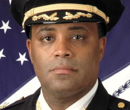 Highest-Ranking African-American NYPD Officer Resigns