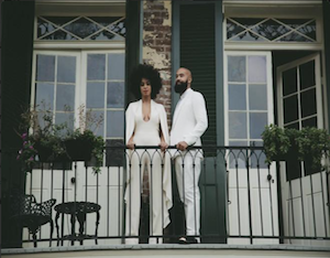 Twitter Celebrates Black Love As Solange Knowles Marries Alan Ferguson