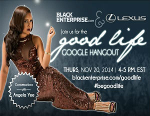 Angela-yee-good-life-lexus-black-enterprise
