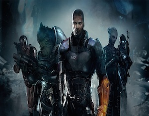 BioWare Teases Next 'Mass Effect 4' Video Game