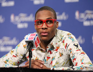 Russell Westbrook Launches 'The Westbrook Frames Silver Series' For The Masses