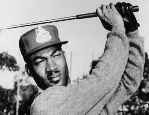 First Black PGA Golfer Earns Presidential Medal of Freedom