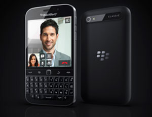 BlackBerry's New Phone Is Old School