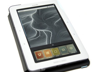 barnes noble nook ebook ereader reader
