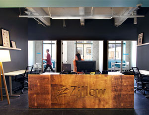 zillow real estate startup office san francisco