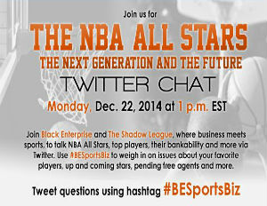 [RECAP] Twitter Chat: NBA All Stars—The Next Generation and The Future