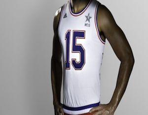 NBA All-Star Uniforms To Pay Tribute To NYC Basketball