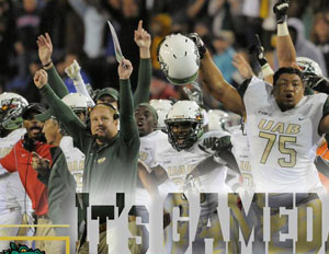 UAB Football Team