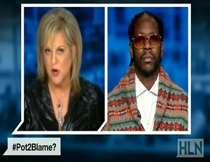 2 Chainz Debates with Nancy Grace About the Legalization of Marijuana
