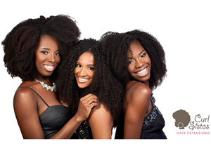 Curl Sistas Hair: Couple Talks Working Together to Launch Brand