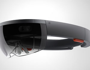 Microsoft's Hologram Headset Could Change Business