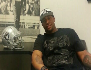 How Oakland Raiders Star LaMarr Woodley Smartly Took Advantage of His NFL Status