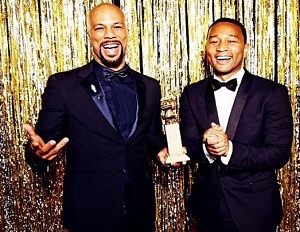 Common and John Legend Win Golden Globe for 'Glory'