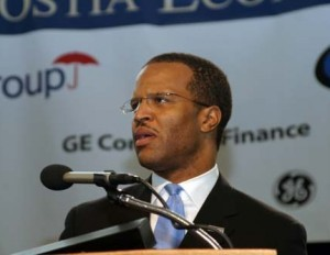 John Hope Bryant, CEO of Operation Hope