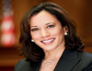 Kamala Harris Announces U.S. Senate Bid
