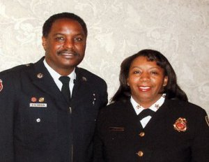 First Black Woman Fire Chief Retires After 30 Years