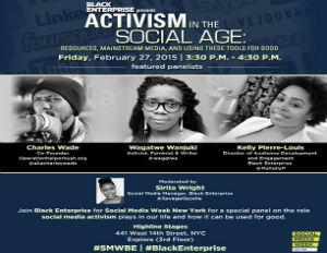 [RECAP] Black Enterprise Hosts Social Media Week Event