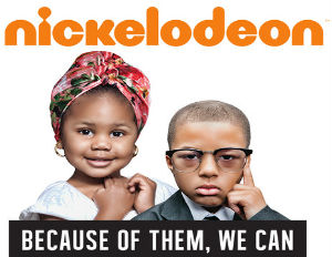 Nickelodeon Partners With Because of Them, We Can Initiative for Black History Month