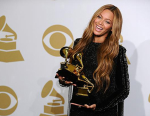 Beyonce Surpasses Aretha Franklin with 20th Grammy Win