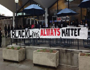 Entrepreneurs and 'Black Lives Matter'