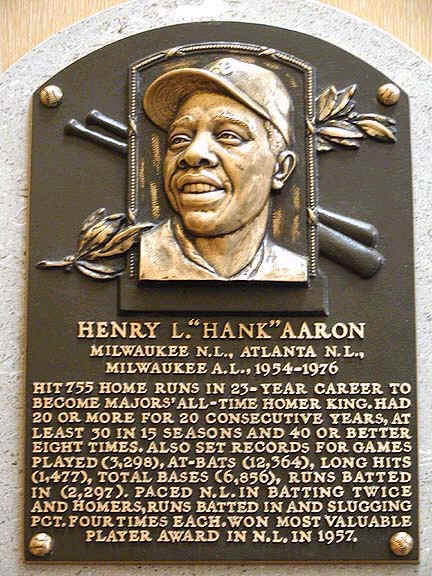 This Day In Black History: 'Home Run King' Is Born