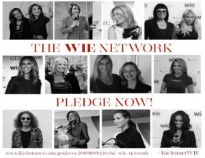 WIE Network Launches Kickstarter to Fund Women Empowerment Website