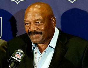 This Day In History: NFL Hall of Famer Jim Brown Was Born