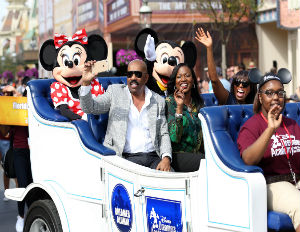 Steve Harvey, Essence Magazine and Disney Inspire Future Leaders at Disney Dreamers Academy