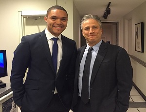 5 Things to Know About Jon Stewart's Replacement Trevor Noah